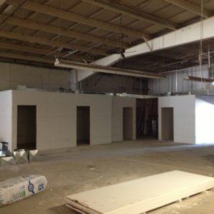 HME Green Bay Interior Construction