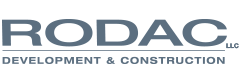 RODAC Development and Construction Logo