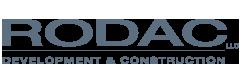 RODAC Development and Construction Logo