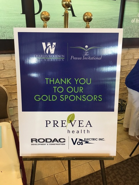 Prevea Invitational Golf Outing